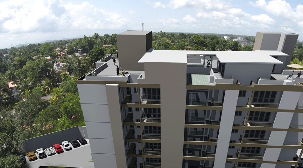 Luxury Apartments, Real Estate, Property for Sale in Sri Lanka